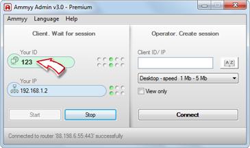 Ammyy Admin v3.0 İndir ve Kullanma Kılavuzu