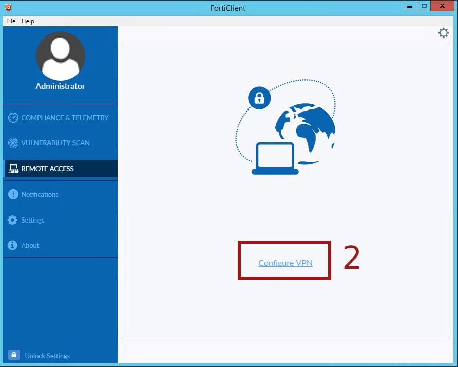 FortiClient VPN İndir